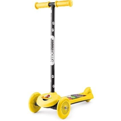 Трехколесный самокат самый легкий и доступный Small Rider Cosmic Zoo Scooter от 2 до 6 лет
